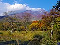 秋色の妙高高原と妙高山 (Autumn Colored Myoko plateau) 27 Oct, 2012 - panoramio.jpg