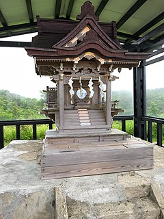 Gaoshi Shrine Shinto shrine in Pingtung County, Taiwan