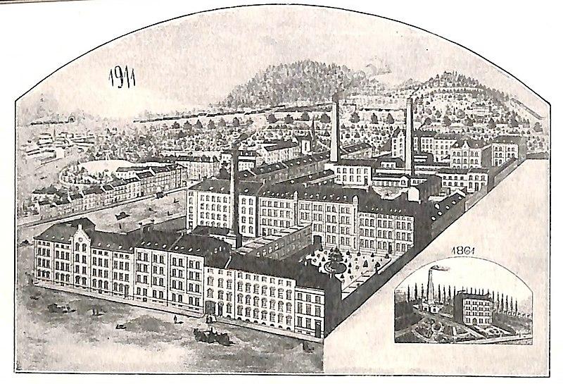 File:(1913) AACHEN Nadelfabrik Leo Lammertz.jpg ...