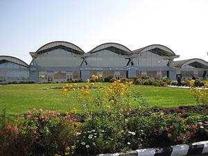 Mek'ele - Mekelle Alula Abanega Airport