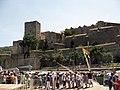 012 El Castell Reial des del port.jpg