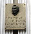 01 Aquí visqué Rafael Benet, c. Muntaner.jpg