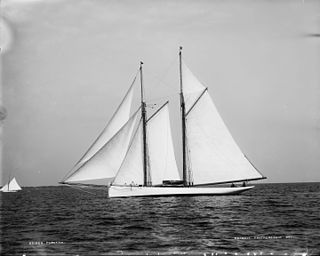 <i>Puritan</i> (yacht) yacht, 1885