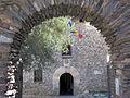 058 Casa de la Vall (Andorra la Vella), portal exterior est.JPG