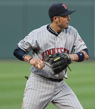 Jason Bartlett (baseball) - Image: 0923 286c Jason Bartlett