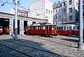 093L25050982 Tramwaymuseum in der Remise Ottakring, Typ G 2101.jpg