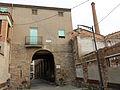 095 Portal de Sant Francesc, o de Cal Valeri (Santpedor), cara oest.JPG