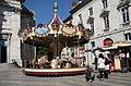 0 Besançon - Carrousel de la Place du 8 Septembre.JPG