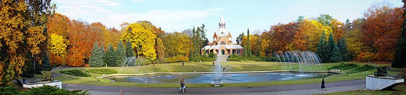 Hautpfriedhof Stettin