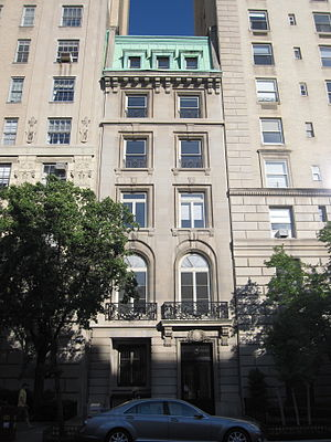 Goethe-Institut, New York - 1014 5th Avenue