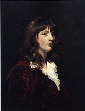 Alexander Hamilton, 10th Duke of Hamilton - Alexander Hamilton at age 15, in a painting by Joshua Reynolds.