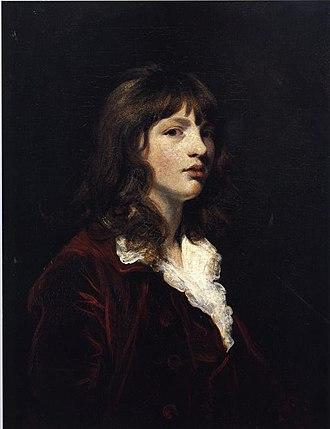 Alexander Hamilton, 10th Duke of Hamilton - Alexander Hamilton at age 15, in a painting by Joshua Reynolds.