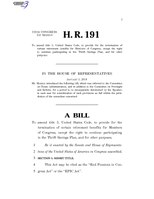 116th United States Congress H. R. 0000191 (1st session) - EPIC Act.pdf