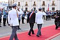 11 Marzo 2018, Ministra Cecilia Perez participa en la llegada del Prdte. Sebastian Piñera a La Moneda. (40756223681).jpg