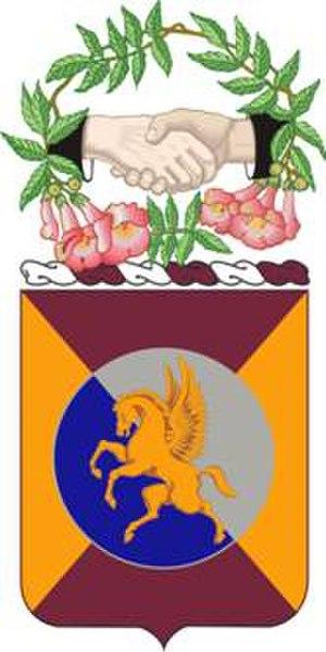 1204th Aviation Support Battalion - Distinctive unit insignia