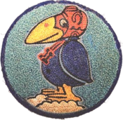 127th Observation Squadron - Emblem