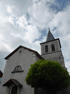 Valleiry Commune in Auvergne-Rhône-Alpes, France