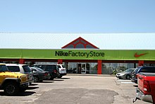best service c4c48 79996 Nike Factory Store in Wisconsin