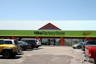 Nike, Inc. - Nike Factory Store in Wisconsin