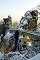 15 Basteibrücke Im Nationalpark Sächsische Schweiz.jpg