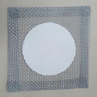 Wire gauze - Image: 15cm by 15cm Wire Gauze