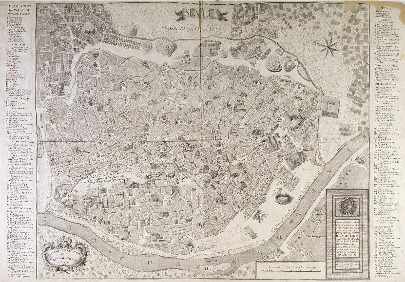 File 1771 Sevilla Plano De Wikimedia Commons
