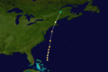 1869 Atlantic hurricane 6 track.png