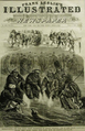 1882 Zuni Indians DeerIsland Massachusetts April8 FrankLesliesIllustratedNewspaper.png