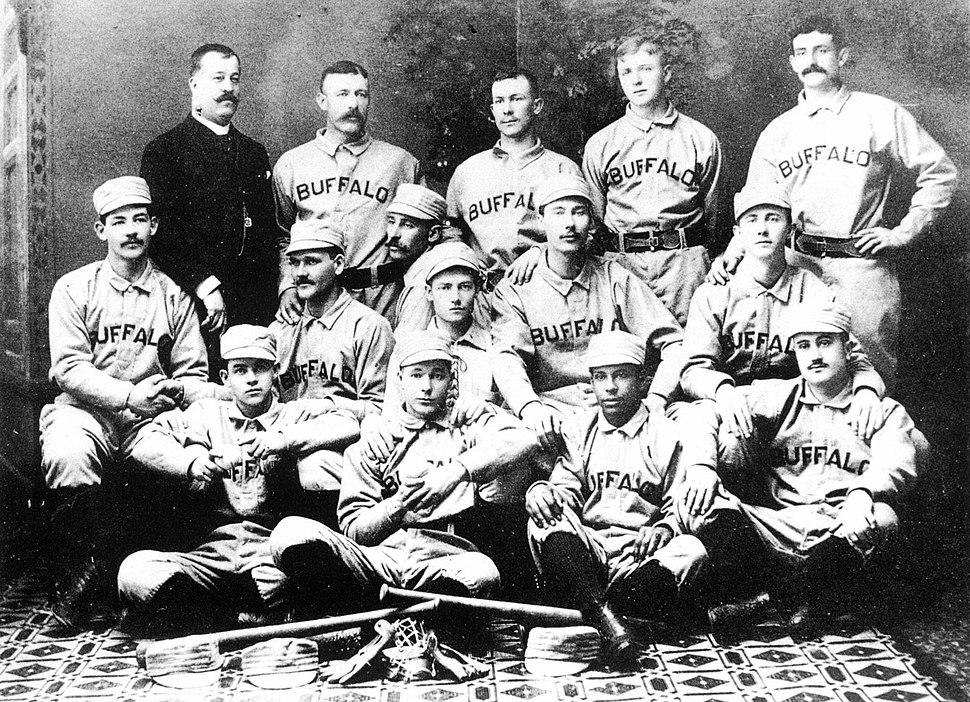 1887 Buffalo Bisons