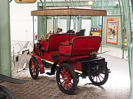 1900 Peugeot Type 33 Phaetonnet avec dais photo 3.JPG