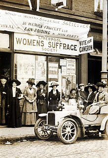 Liverpool Womens Suffrage Society