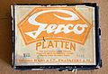 1910 circa Foto-Glasplatten-Schachtel Georg Rahn & Co. Frankfurt am Main Gerko Platten, mit 2 Nummernstempeln.jpg