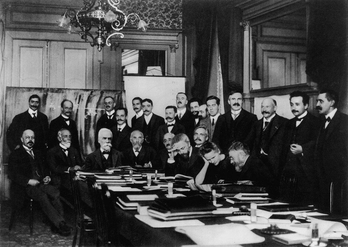 Solvay conference wikipedia for Bureau 13 wiki