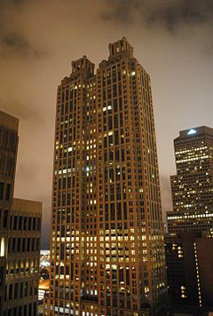 191 Peachtree Tower Wikipedia