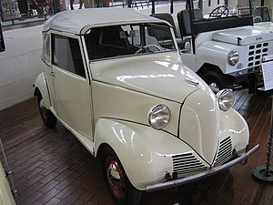 Powel Crosley Jr. - 1939 Crosley Transferable