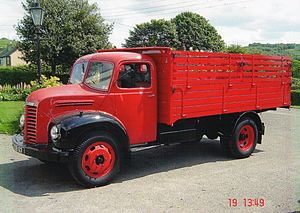 Kew - 1954 Dodge Kew lorry