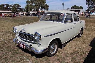 Holden FE Motor vehicle