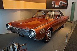 1963 Chrysler Turbine Coupe (31630351062).jpg