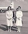 1977 Vizita in Bulgaria. Elena Ceausescu si Ludmila Jivkova.jpg