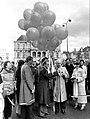 1981 Europese Week Maastricht, Grote Gracht (1).jpg