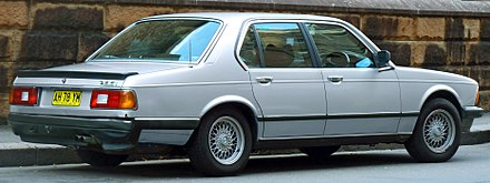 BMW 7 Series - Wikiwand
