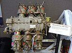 1984 Continental TSOL-300-2 aircraft engine - Hiller Aviation Museum - San Carlos, California - DSC03092.jpg