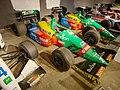 1988 Benetton-Ford B188 F1, Ford Cosworth DFZ 3494cc V8 585hp pic1.jpg