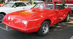Avanti (car) - 1989 Avanti II Convertible