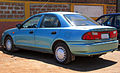 1998 Mazda Artis 1.6 GLX, Chile.jpg