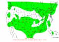 2002-10-27 24-hr Precipitation Map NOAA.png