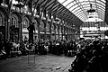 2005-11-05 - London - Covent Garden copy - Black and White - 12x8 (4888415258).jpg