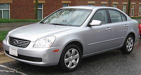 2005 optima tire size