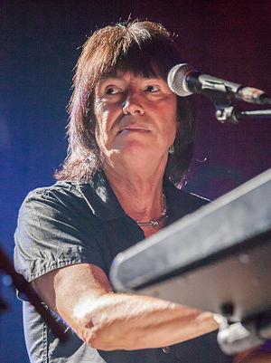 Paul Raymond (musician) - Paul Raymond in 2007
