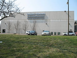 DuSable Museum of African American History - The Harold Washington Wing